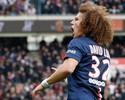 David Luiz comemora confiança de Blanc e faixa de capitão no PSG