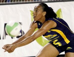 Arlene Xavier vôlei Minas (Foto: CBV)