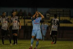 Ruan lamentou a ausência da torcida do Paysandu (Foto: Akira Onuma/O Liberal)