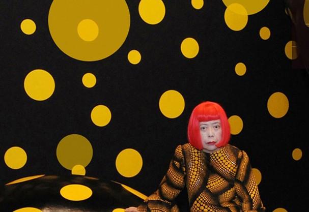 Yayoi Kusama (Foto: Divulgação)