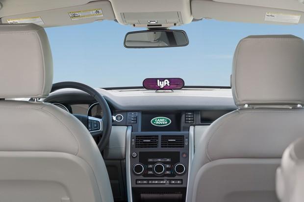 Jaguar Land Rover forma parceria com aplicativo Lyft (Foto: Divulgação)