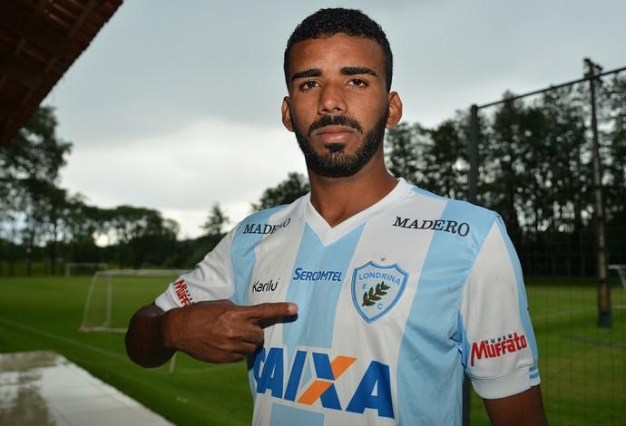 Telo Londrina (Foto: Gustavo Oliveira/ Londrina Esporte Clube)