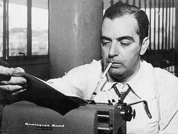 Nelson Rodrigues escreveu 17 peças, se consagrando na dramaturgia moderna (Foto: Reprodução)