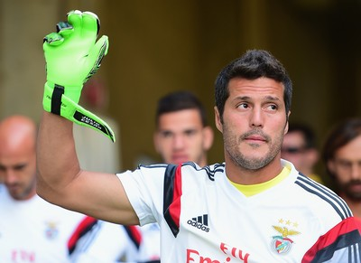 Julio César Benfica (Foto: Getty Images)