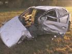Motorista embriagado que bateu em van lotada paga fiança e é liberado