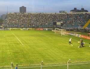 Estádio Anacleto Campanella (Foto: Marcelo Hazan / Globoesporte.com)