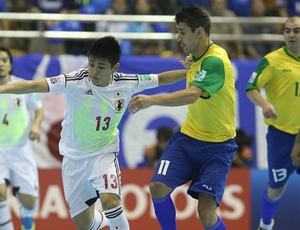 Brasil Japão futsal (Foto: Getty Images/Fifa)