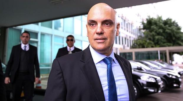 O ministro da Justiça, Alexandre de Moraes (Foto: Agência Brasil)