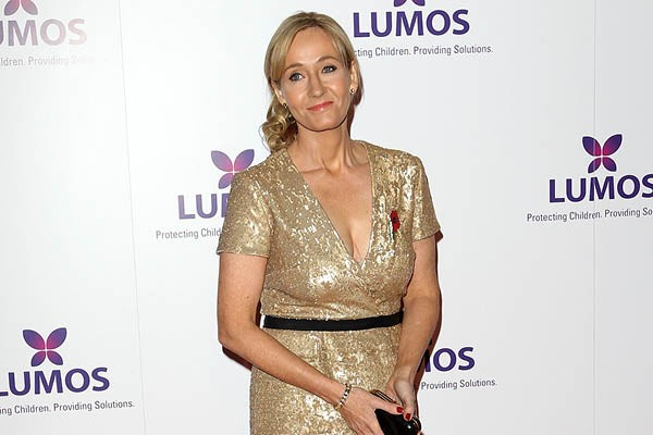 J. K. Rowling (Foto: Getty Images)