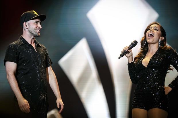 Paulo Gustavo e Anitta (Foto: Marcos Samerson/Divulgação)