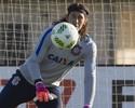"""Cássio usa clássico como retomada no Corinthians: """"Luto para ser titular"""""""