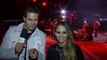 Mais Caminhos une sertanejo e rock and roll no festival João Rock (divulgação EPTV)
