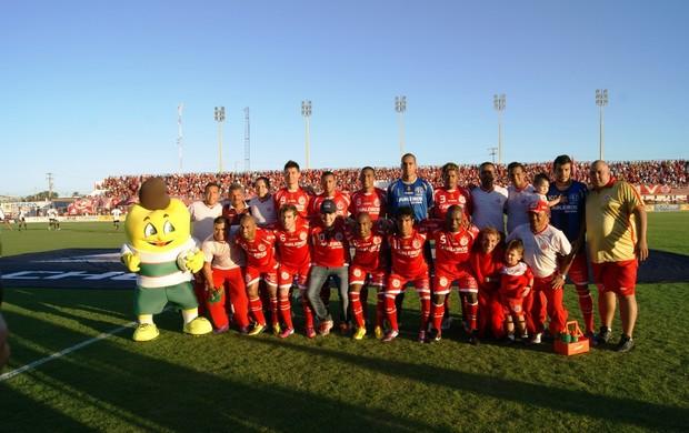 América-RN é campeão do 1º turno do Campeonato Potiguar (Foto: Augusto Gomes)