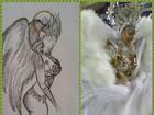 Ângela Bismarchi desenhou a própria fantasia