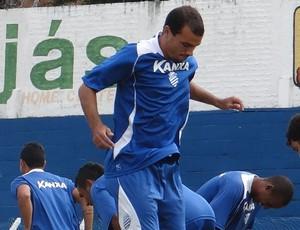 Breno CSA (Foto: Viviane Leão/GloboEsporte.com)