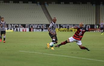 Atlético-GO bate Ceará, chega ao terceiro triunfo e alcança liderança