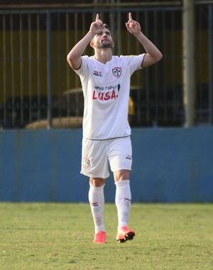 guilherme portuguesa jogo madureira (Foto: André Fabiano/Futura Press/Estadão Conteúdo)