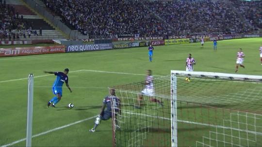 Em jogo sonolento e cheio de erros, Botafogo e Timão empatam sem gols