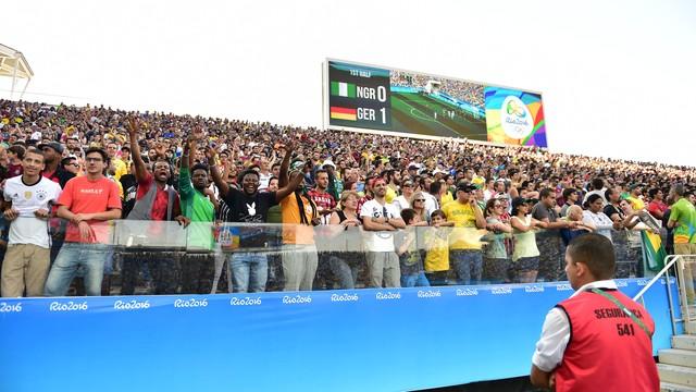 Nigéria x Alemanha - Jogos Olímpicos - Futebol masculino 2016-2016 ... 039a04f507fd4