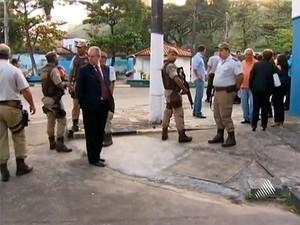 Agerba assume operação do ferry boat após intervenção do governo (Foto: Reprodução/ TV Bahia)