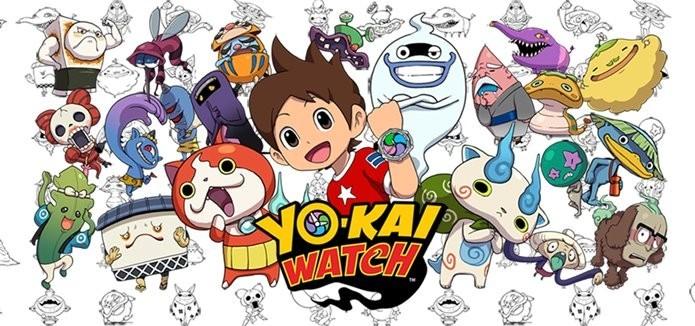 Yo-Kai Watch (Foto: Divulgação/Level-5)