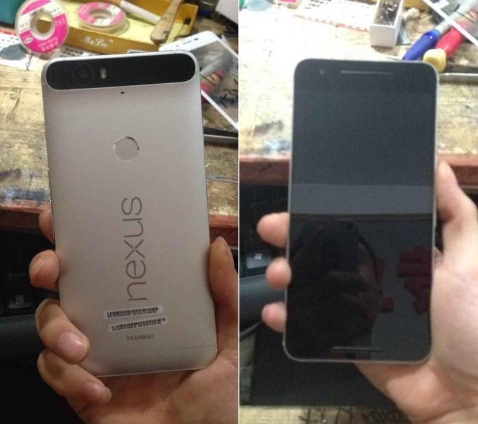 O foblet Nexus desenvolvido pela Huawei terá corpo de alumínio e hardware potente (Foto:Reprodução/AndroidCentral)