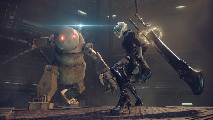 Nier: Automata (Foto: Divulgação/Square Enix)