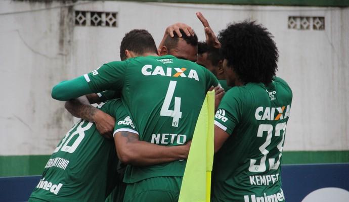 Chapecoense x Sport (Foto: Giba Pace Thomaz/Chapecoense)