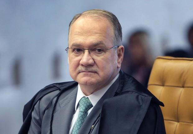 O ministro do Supremo Tribunal Federal (STF), Luiz Edson Fachin (Foto: Nelson Jr/SCO/STF)
