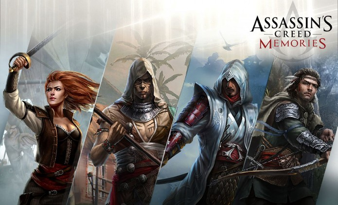 Assassin's Creed Memories (Foto: Divulgação)