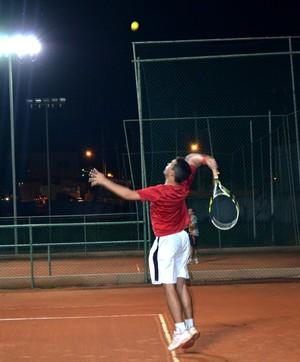 Open de Tênis da AABB (Foto: Quésia Melo)