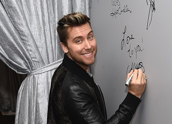 Lance Bass (Foto: Getty Images)