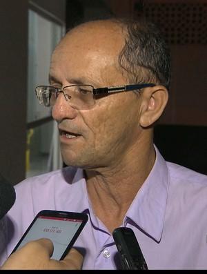 olavo rodrigues, treze, ex-presidente (Foto: Reprodução / TV Paraíba)