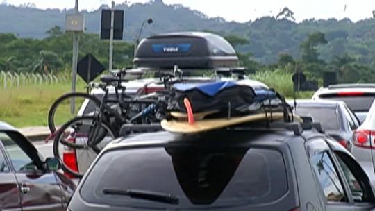 Congestionamento é de 14 km na Mogi Bertioga nesta tarde