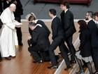 Papa Francisco encerra Ano Santo da Misericórdia