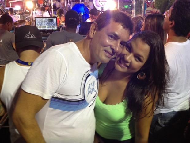 Ex-BBB Thais em Salvador (Foto: Gabriel Castelo Branco/EGO)