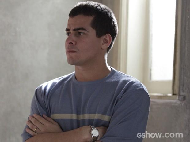 Thiago Martins, evaldo (Foto: Império/TV Globo)