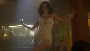Beatriz dança (Foto: TV Globo)