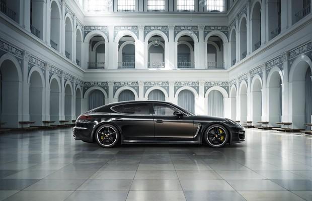 Porsche Panamera  (Foto: Divulgação)