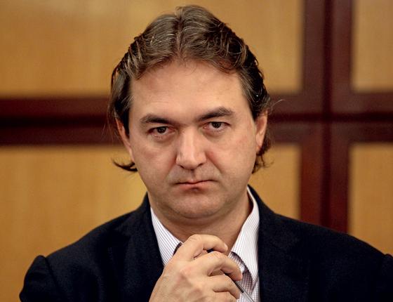 Joesley Batista,empresário (Foto:   Eliária Andrade / Agência o Globo)
