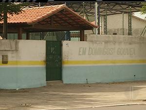 Escolas de Cabo Frio ficaram fechadas nesta segunda-feira (Foto: Reprodução/ Inter TV)