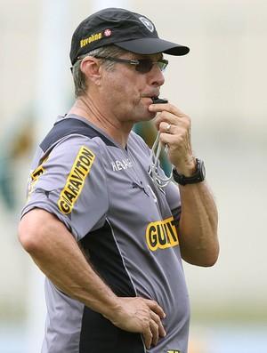 Oswaldo de Oliveira  treino Botafogo engenhão (Foto: Satiro Sodré / SSPress)
