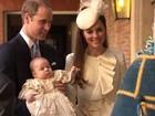 Saiba tudo sobre o batizado do príncipe George, filho do príncipe William e Kate Middleton