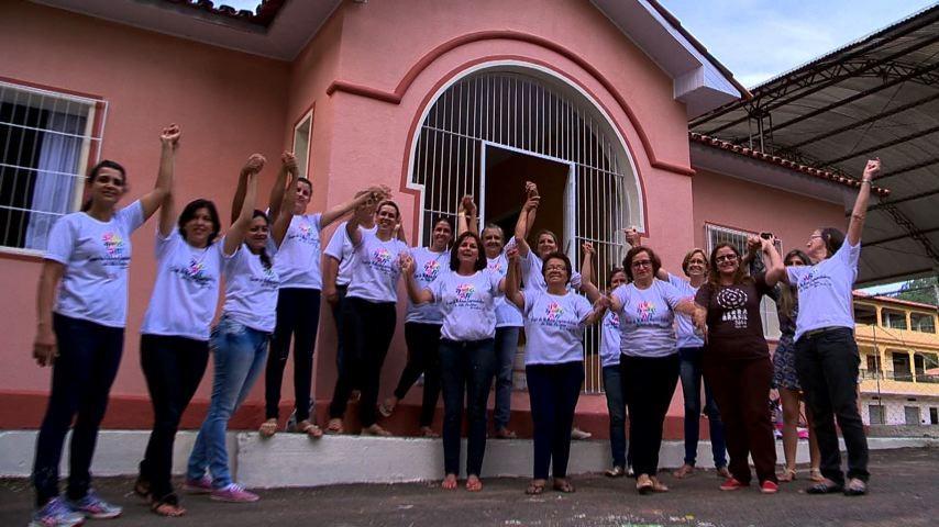 Mulheres do Campo (Foto: Divulgação/ TV Gazeta)