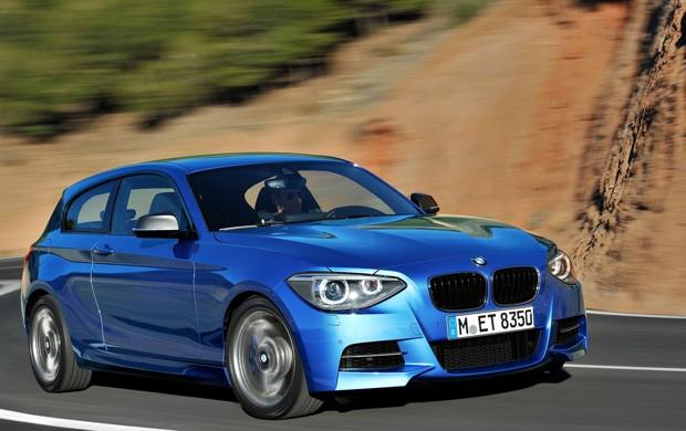 BMW M135i (Foto: Divulgação)