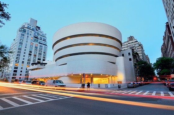 O Guggenheim, em Nova York (Foto: Sean Pavone Photo/Getty Images)