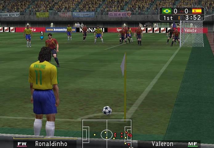 PS2: relembre os principais jogos de futebol do console (Foto: Reprodução)