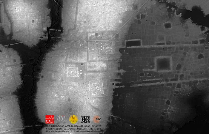 (Foto: Reprodução/Cambodian Archaeological Lidar Initiative)