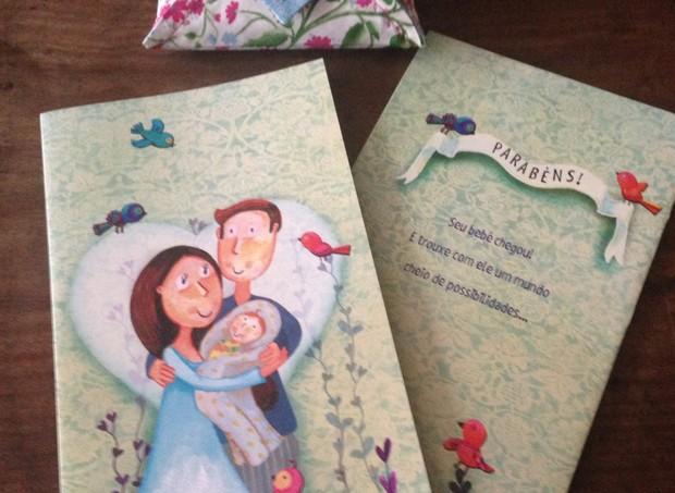 O folder de acolhimento da Empathiae (Foto: Divulgação/ Empathiae)