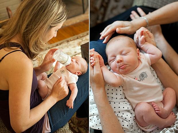 Cindy avó bebê (Foto: Sitthixay Ditthavong/AP)
